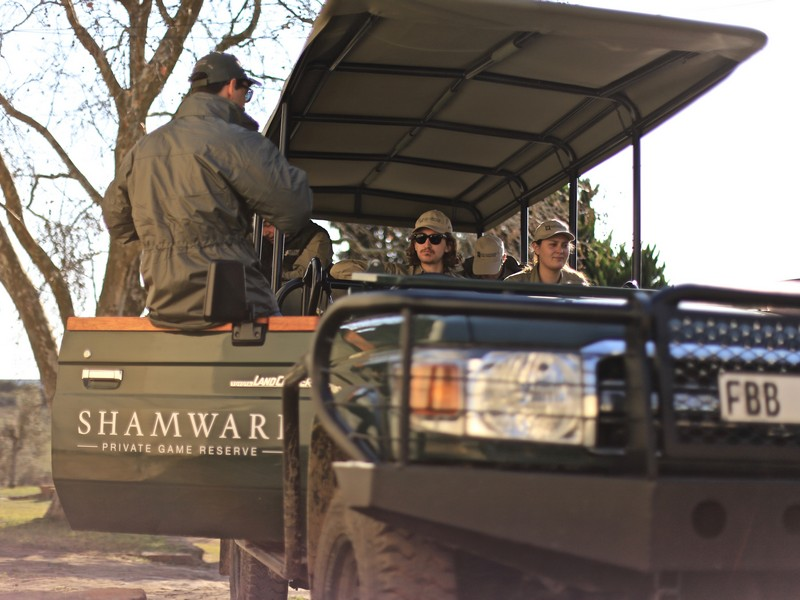 Ranger Diaries Off On Game Drive